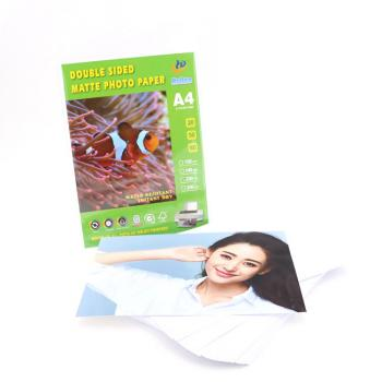 Double Sided Matte Photo Paper 230g